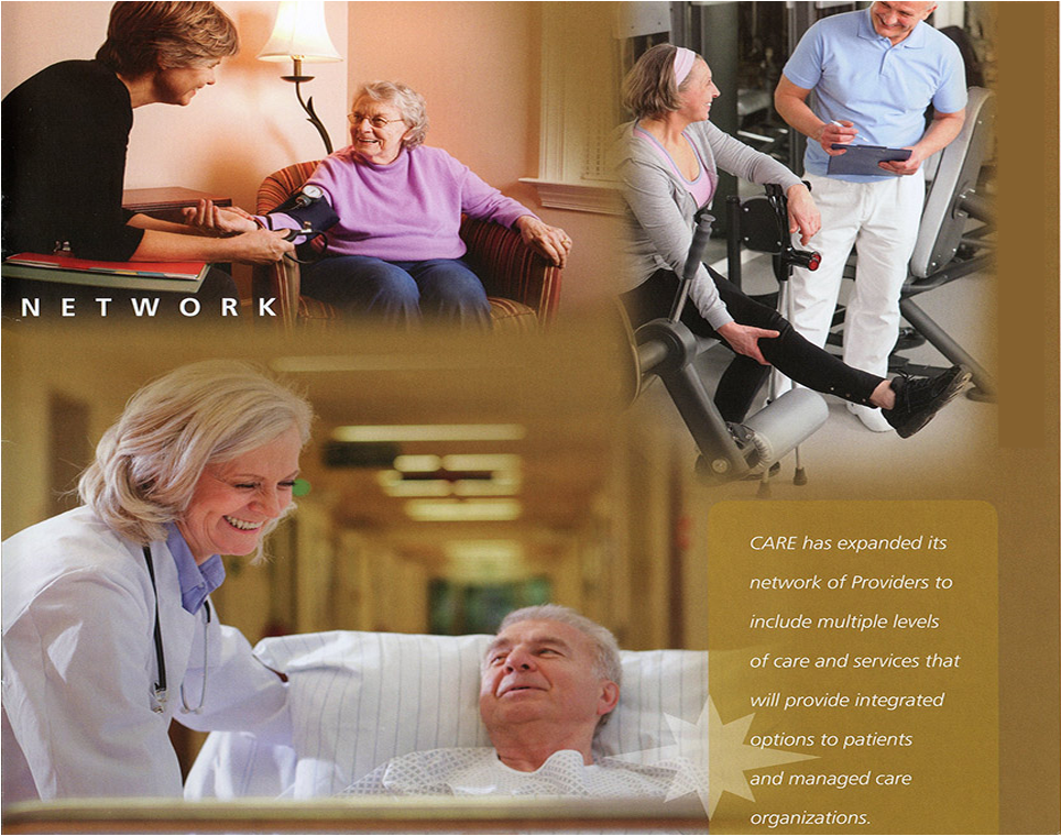 CARE Associates Network: Comprehension