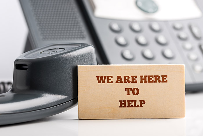 CARE Associates Network: Responsive
